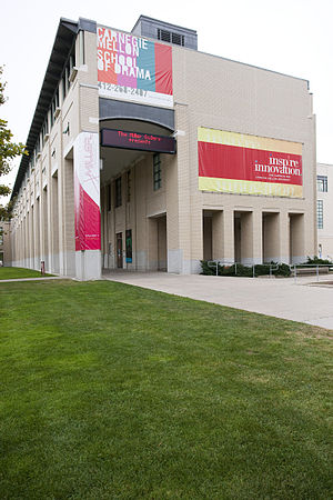 Miller Gallery at Carnegie Mellon University - Image: Miller Galleryat Carnegie Mellon University