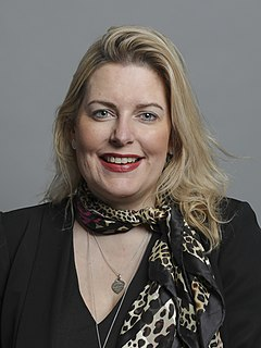 Mims Davies British Conservative politician
