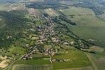 Mindszentkálla, a község magasból fényképezve.jpg
