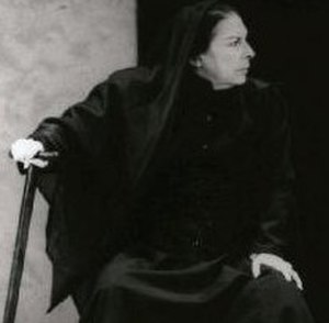 The House of Bernarda Alba - Minerva Mena in La casa de Bernarda Alba
