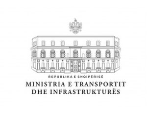 Council of Ministers (Albania) - Image: Ministry of Transportation of Albania logo