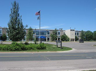 Minneapolis Park and Recreation Board - The Minneapolis Park and Recreation Board headquarters, located across West River Road from North Mississippi Regional Park.