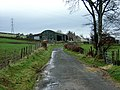 Minor Road at Greenhill Farm - geograph.org.uk - 283807.jpg