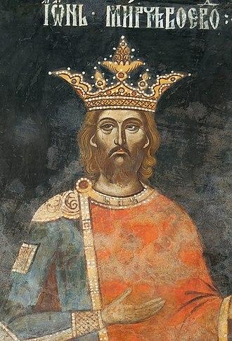 Mircea I of Wallachia - Image: Mirceathe Elder