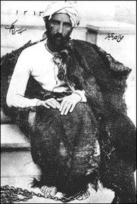 Resultado de imagen de Mirza Reza Kermani
