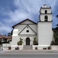 Mission San Buenaventura, Ventura, California LCCN2013631959.tif