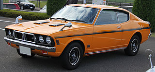 Mitsubishi Galant GTO Motor vehicle