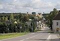 Mittelsaida, die Bundesstrasse door het dorp IMG 8058 2018-08-14 09.31.jpg