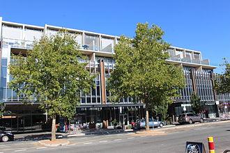 Braddon, Australian Capital Territory - New mixed use development in Lonsdale St