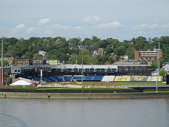 Quad Cities River Bandits - Modern Woodmen Park 2