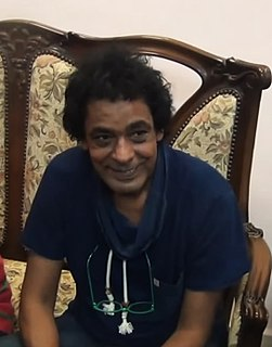 Mohamed Mounir Egyptian singer and actor, born 1954.
