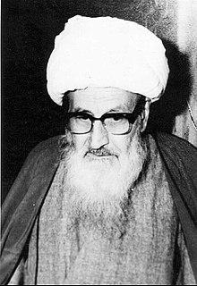 Mohammad Ali Araki Iranian Twelver Shia Marja