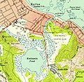 Mokapu Quadrangle 1952 map (Kaʻelepulu detail).jpg