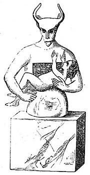 Representación de Moloch