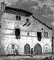 Monpazier - Maison du chapitre - Léo Drouyn - Le chroniqueur du Périgord et du Limousin 1854.jpg