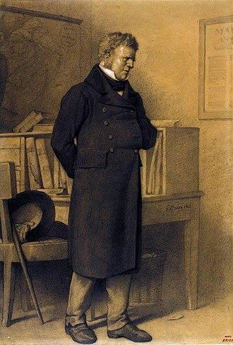 Les Misérables - Jean Valjean as Monsieur Madeleine. Illustration by Gustave Brion