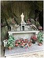 Montcy-Notre-Dame, Lieudit le Waridon — La Grotte de Massabielle.jpg
