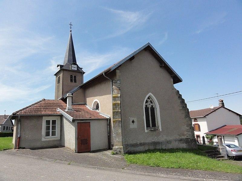 Montigny (M-et-M) église
