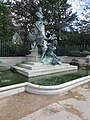 Monument à Delacroix by Jules Dalou, Paris 17 April 2016 001.jpg