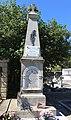 Monument aux morts de Villembits (Hautes-Pyrénées) 1.jpg