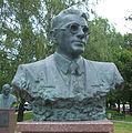 Monument to Cursed Soldiers in Rzeszów 3 Mieczysław Kawalec b.jpg