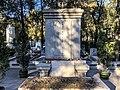 Monument to OK548 crash victims at Babaoshan (20191204142601).jpg