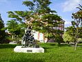 Monumento a la maestra en Polanco, Cantabria, España.jpg