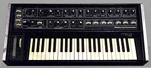 Multimoog - Image: Moog Multimoog