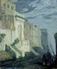 Moonlight, Walls of Tangiers