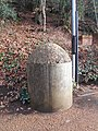 Moor Park, Farnham, Surrey 05 - World War II anti-tank cylinder.jpg