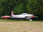 Morbihan Aéro Musée; ailes de la Victoire - T-33 (5).JPG