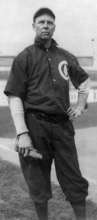 Mordecai Brown - Brown in 1911