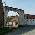 Morighem Porche daté de 1615.jpg