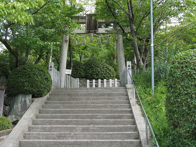 ファイル:Morimoto-jinja (Habikino, Osaka)1.jpg