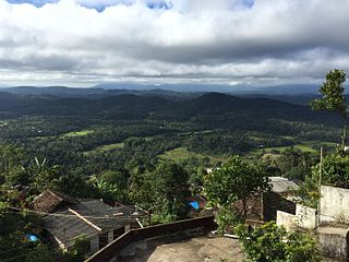 Mysore district District of Karnataka in India