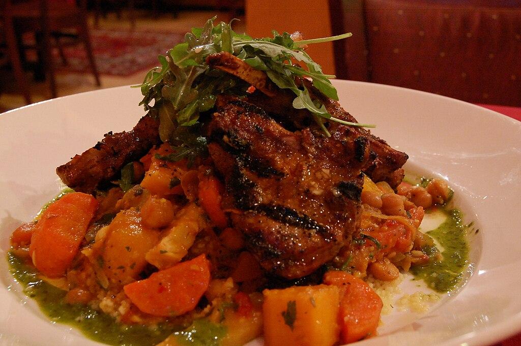 Good Food Moroccan Lamb