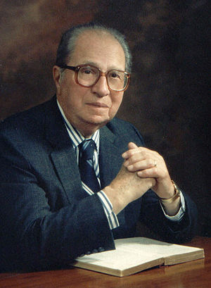 Mortimer J. Adler - Adler while presiding over the Center for the Study of The Great Ideas