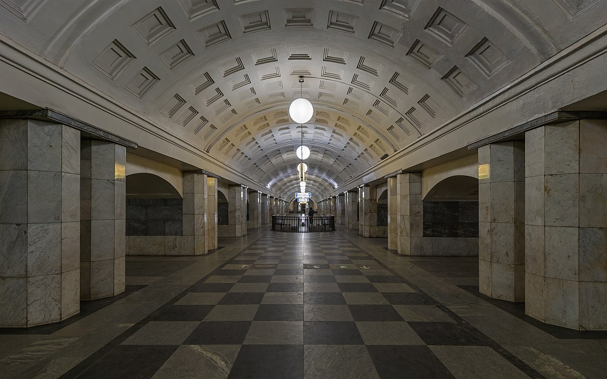 The metro station Serpuhovskaya. Characteristics