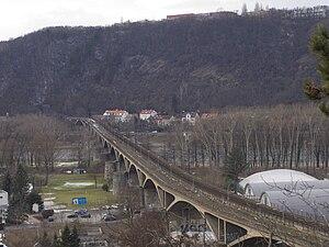Branický most - Branický most