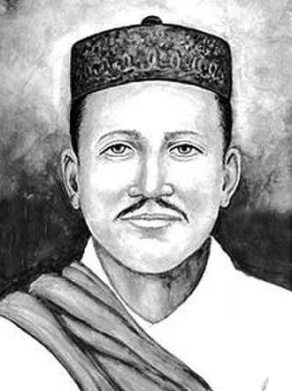 Nepali literature - Motiram Bhatta