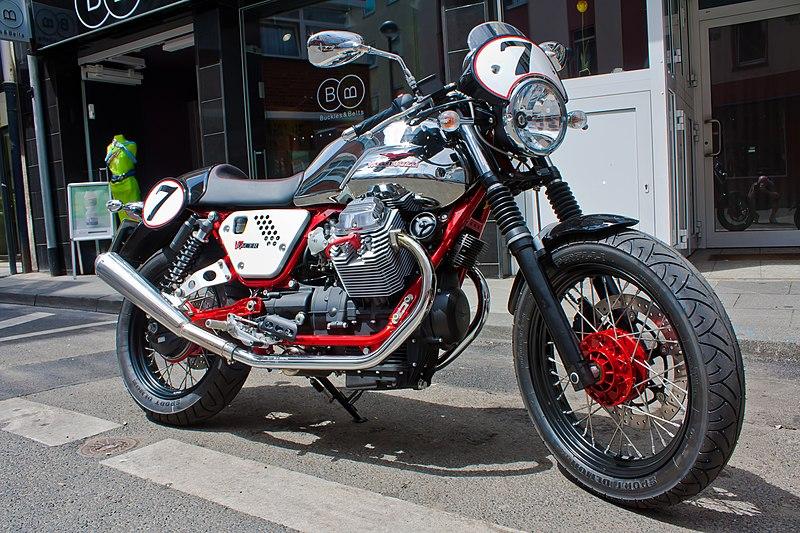Accessoires Customisation Moto Caf Ef Bf Bd Racer
