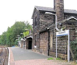 Mouldsworth railway station