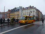 Movia bus line 11A on Nyhavnsbroen.JPG