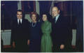 Mr. and Mrs. Ford and Nixon 13 Oct 1973.png