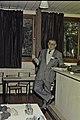 Mr CURIEN Ministre de la Recherche au collège Pierre Brossolette de Chatenay Malabry-43-cliche Jean Weber.jpg