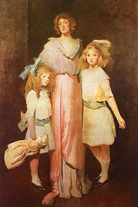Mrs. Daniels with Two Children.jpg
