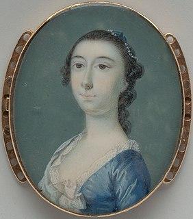 Rebecca Brewton Motte American colonist