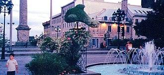 Vauquelin Square - Image: Mtlvxport