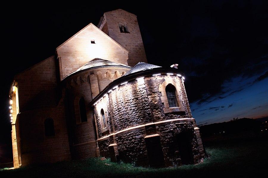 Église Saint-Martin de Mont-Saint-Martin