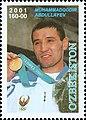 Muhammad Abdullaev 2001 stamp of Uzbekistan.jpg